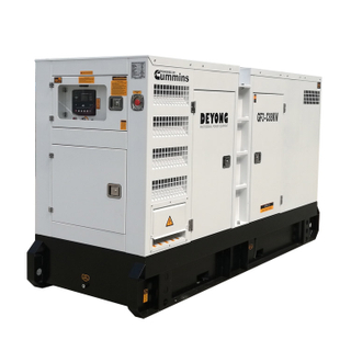 GF3-C Cummins Engine Genset